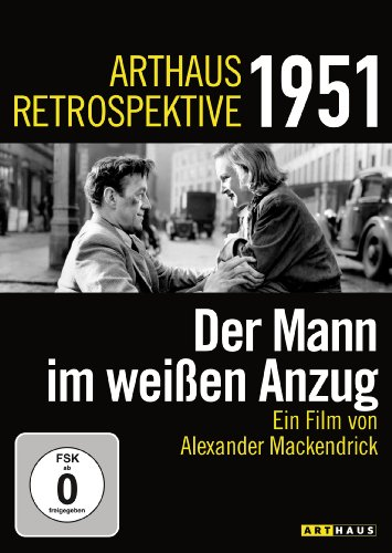 Arthaus Retrospektive 1951 - Der Mann im weißen Anzug -