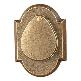 AIW 805NC-SB Single Cylinder Deadbolt, Special Bronze