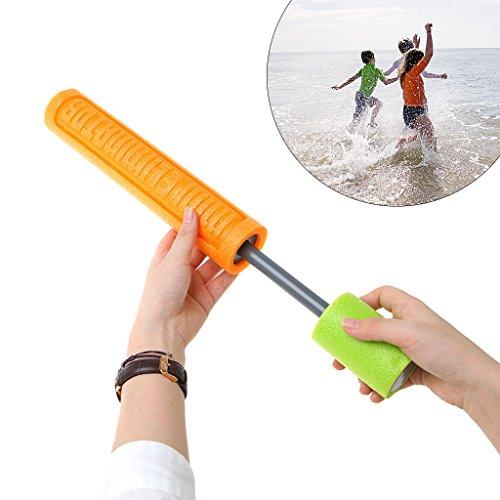 Autone Schaumstoff Wasser Pistole Wasser Pistole Kids Swim Strand Bad Toys, 1/3pcs (Nerf Abstand)