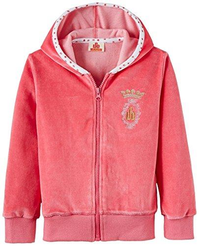 UFO Girls' Jacket (AW15-KF-GKT-022_Pink_6 - 7 years)