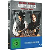 Wild Wild West (Blu-ray Disc) Steelbook, Limited Edition