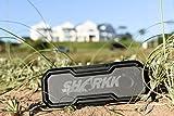 Best SHARKK Wireless Speakers - SHARKK COMMANDO Waterproof Bluetooth Speaker IP65 Wireless Outdoor Review