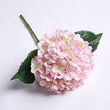 Flores Artificiales Home Furnishing Dormitorio Decoración De Bodas Flores Flores, Rosa