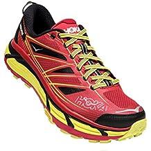 Hoka One OneMafate Speed 2M - Zapatillas de running, rojo, 40 2/3
