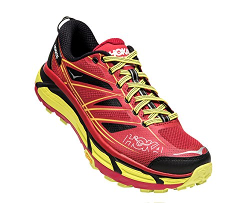 Hoka One Mafate Speed 2, Scarpe da Trail Running Uomo rosso