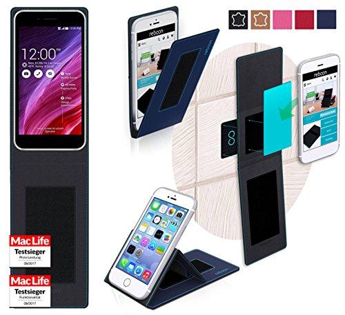 reboon Hülle für Asus PadFone S Tasche Cover Case Bumper | Blau | Testsieger