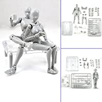 Espeedy 2.0 Collection Action Figure Model For SHF Artistic modeling Human Figure PVC Body-Chan DX Set