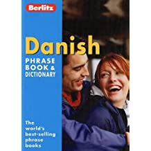Danish Berlitz Phrase Book and Dictionary (Berlitz Phrasebooks)