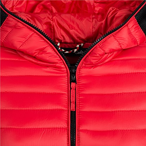 Navahoo Kimuk, veste matelassée pour dame mi-saison Gris
