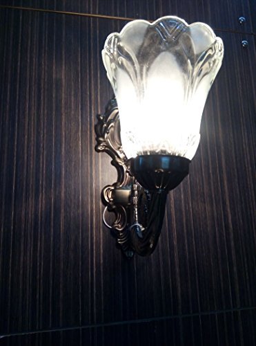 Rrudraksh Buy 1 Get 2 Free-Portuguese Style Single Lamp Wall Light By