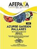 Azufre en Polvo para Huerta y jardinería 1 Kg