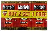 #9: Mortein Insta 5 Mosquito Repellent Refill, 105ml Promo Pack