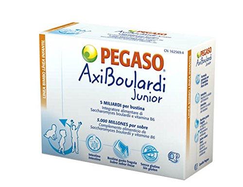 Axiboulardi Junior 14 Bustine - Integratore Alimentare Per Proteggere La Flora Intestinale Del Bambino