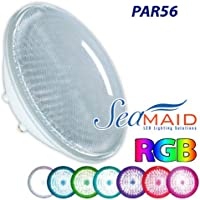 Lampada Seamaid faro a led multicolor rgb per piscina par56
