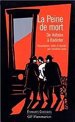 La peine de mort, de Voltaire à Badinter