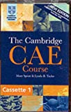 The Cambridge CAE Course Audio Cassette Set (3 Cassettes) (Cambridge Books for Cambri...