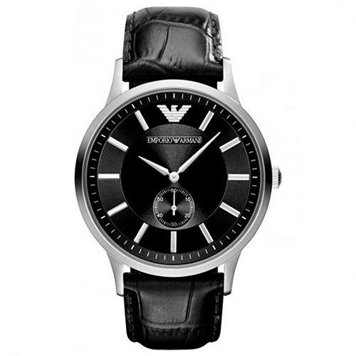 Unisex Only Time Watch Emporio Armani elegant Cod. AR9100
