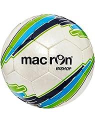 5910252Macron Bishop Futsal Ballon Football à 5rebond contrôlé