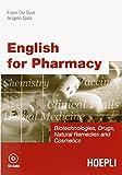 English for Pharmacy. Con CD Audio (Lingue settoriali)