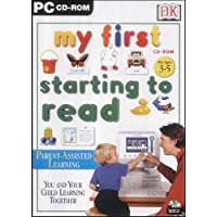 My First Starting to Read (DK - CDROM)