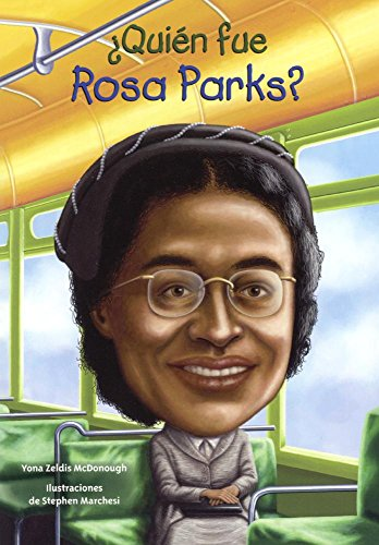 Quien Fue Rosa Parks? (Who Was Rosa Parks?) (Quién Fue? / Who Was?)