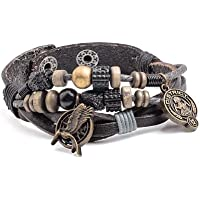 The Hunger Games Catching Fire Snap Bracelet with Charms District 12