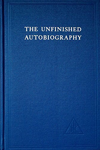 Unfinished Autobiography by Alice A. Bailey (1986-06-01)