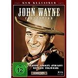 John Wayne Collection - Land der Zukunft/Freunde im Sattel/Wasser für Arizona/Aufstand in Santa Fe/Die Hölle von Oklahoma