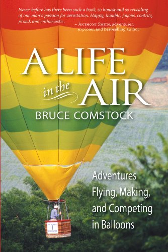 A Life in the Air (English Edition) por Bruce Comstock