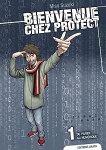 Bienvenue chez protect Edition simple Du papier vers le numérique