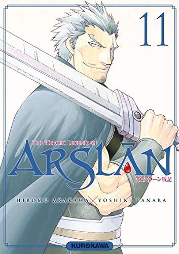 Arslan Edition simple Tome 11