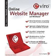 Website Manager Eviro