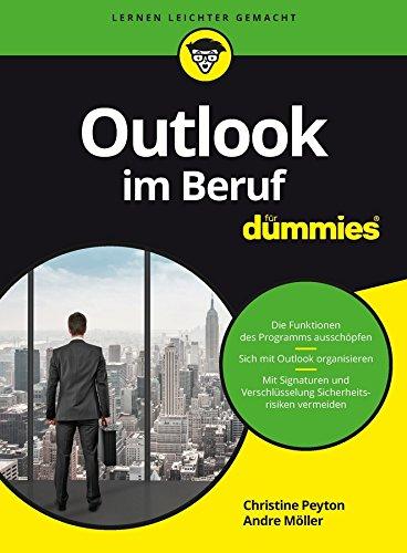 Outlook im Beruf für Dummies