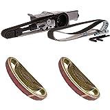 330 X 10mm Breit Luft Finger Gürtel Schleifer Power Feile Detail Werkzeug 50