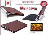 I BALL Flip Cover For Slide New Brace X1 4G Tablet (10.1 inch screen size) -Cherry Maroon