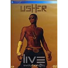 Usher - Evolution 8701: Live in Concert