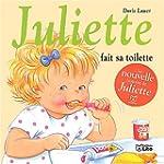 Juliette fait sa toilette