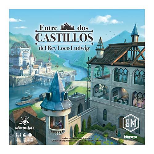 Maldito Games Entre Dos Castillos Rey Loco Ludwig