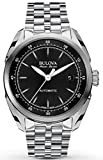 Best Bulova automatic watch - Bulova Men's Automatic Stainless Steel Casual Watch, Color:Silver-Toned Review