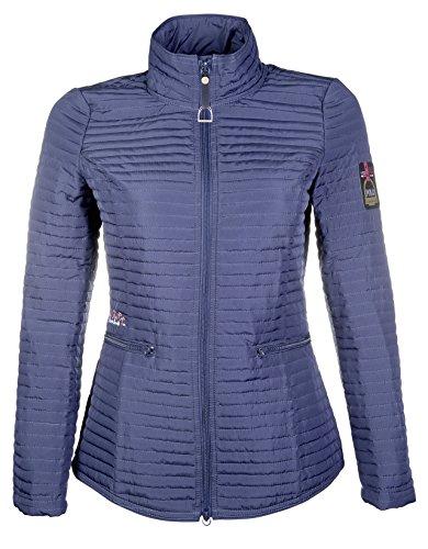 HKM Sports Equipment Lauria Garrelli Reitjacke -Santa Rosa-, dunkelblau
