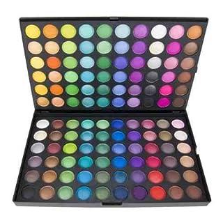 120 Lidschatten Palette. Komplettes Set für Augen-Make-up | Professionelle Farbpalette by DELIAWINTERFEL