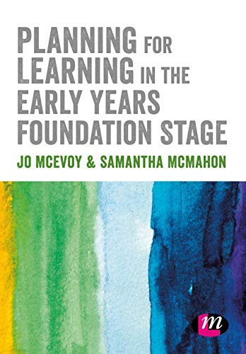 Planning for Learning in the Early Years Foundation Stage (English Edition)