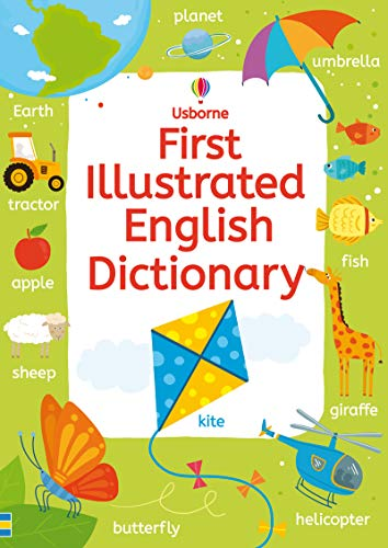 First Illustrated English Dictionary (Illustrated Dictionary)