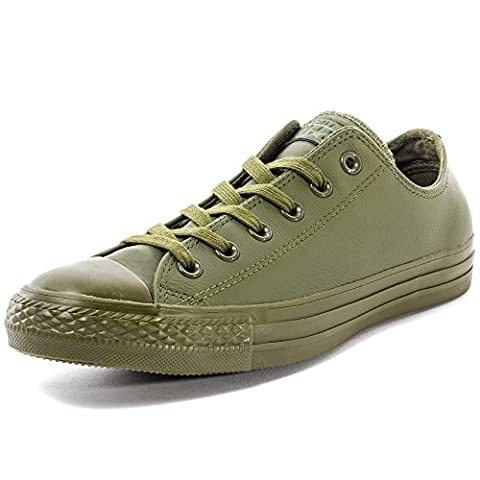All Star Olive - Converse Chuck Taylor All Star Ox, Sandales