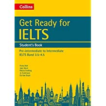 Get Ready for Ielts Student's Book IELTS 3.5-4.5