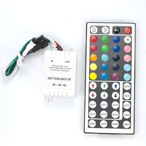 Sonline IR Remote Control Controlador 44 Tecla p/ RGB LED Tira