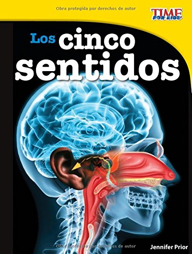 Los Cinco Sentidos (Time For Kids Nonfiction Readers)