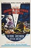 Posters Die Reise zum Mittelpunkt der Erde Film Mini-Poster 28 cm x43cm 11inx17in