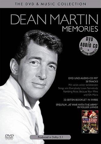 Bild von Dean Martin - Memories (+ Audio-CD)