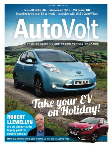Autovolt Sep-Oct 2016: The Electric & Hybrid Vehicle Magazine: Volume 14 por Autovolt Magazine